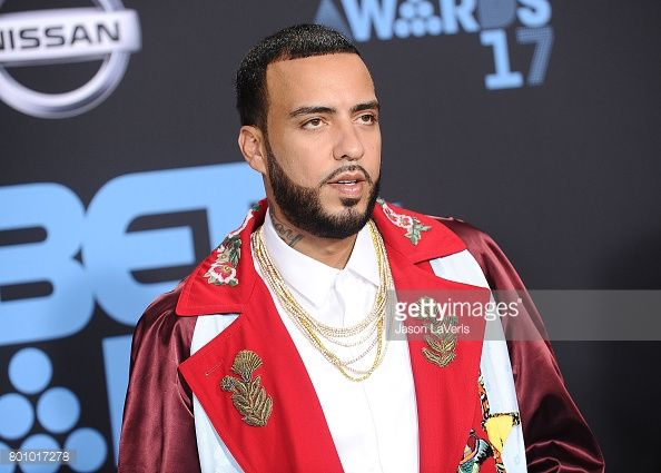 News Photo : French Montana attends the 2017 BET Awards at...