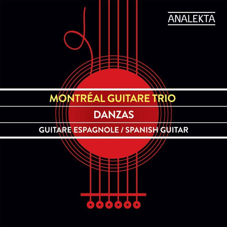 Montréal Guitare Trio   Danzas(Analekta) Depuis leurs débuts, les trois multi-instrumentistes de MG3, Sébastien Dufour, Glen Lévesque et Marc Morin, ont exploré la musique du monde, marié les genres et les styles et poussé la création à son apogée....