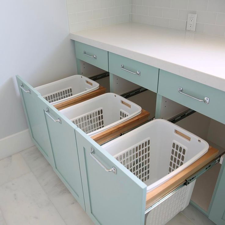 Best 25 laundry hamper ideas on pinterest laundry basket diy todays goal to get all pull out laundry baskets and my inbox to zero solutioingenieria Gallery