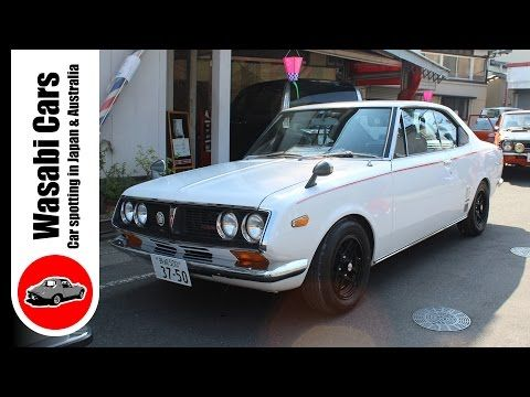 1970 Toyota Corona Mark Ii Rare & mythical beast: <b>1970 toyota corona mark ii</b> 1900 gss ...