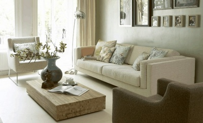 Interior design by Dutch interior designer Marijke Schipper