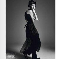 Karlie Kloss: Vogue Paris March 2014 + The Last Magazine