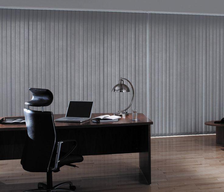 El funcionamiento de las persianas verticales de tela - Persianas de tela ...