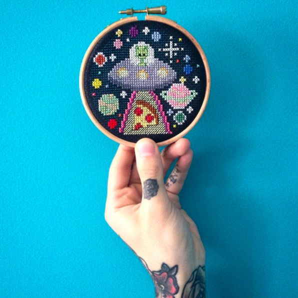 Best 25+ Cross Stitch Flowers Ideas On Pinterest