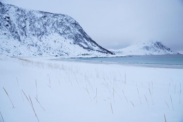 Vikstranda, Lofoten by A little piece of M, via Flickr