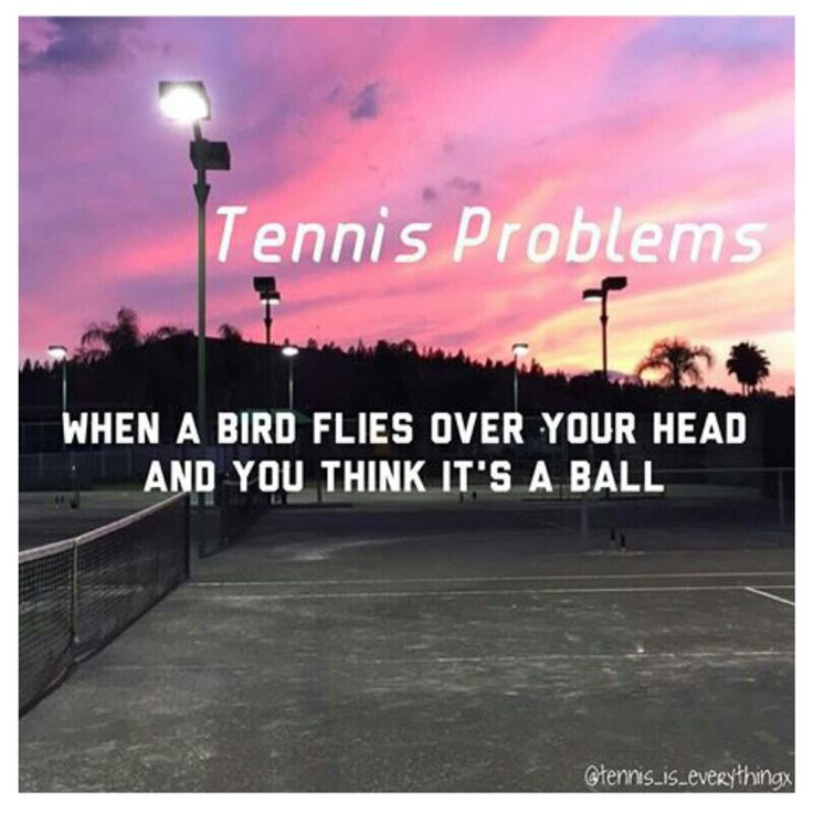 All the time #tennis