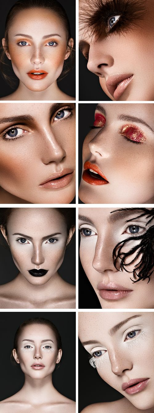Make-up by Frances Hathaway