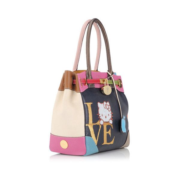 Hello Kitty Tote - Polyvore