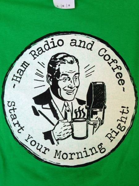 T169 - Coffee and Ham Radio                                                                                                                                                                                 More