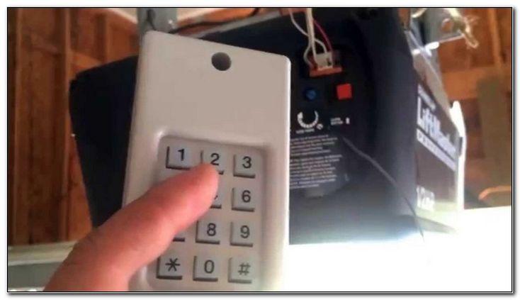 Reset Liftmaster Garage Door Opener Keypad Check More At Http Roollup Banner D Liftmaster Garage Door Garage Door Opener Keypad Liftmaster Garage Door Opener