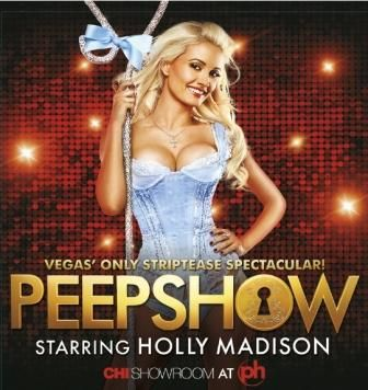 Holly Madison - Peep Show I will see this show on our trip to Vegas
