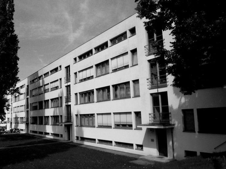 131 besten bauhaus architecture bilder auf pinterest - Architektur master ranking ...