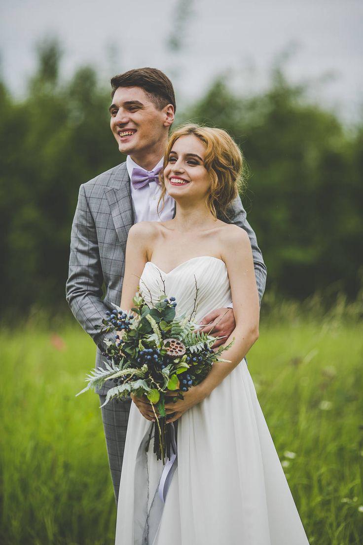 Образы жениха и невесты. Фото: Александра Копылова. Школа свадебных идей https://vk.com/millionwedding.