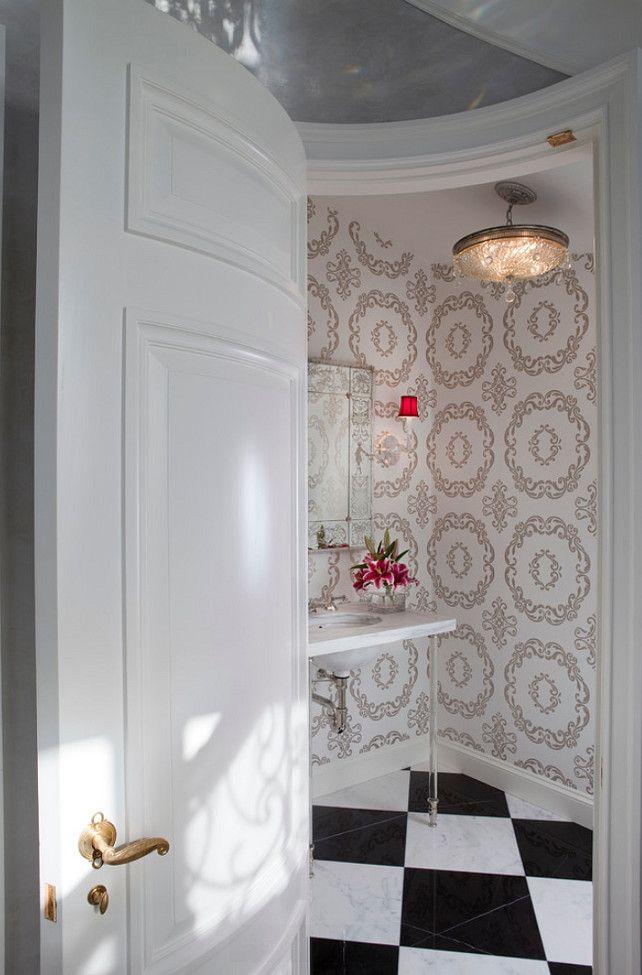 "Interior Design Ideas - ""Curved Door"" : Significant Homes LLC (Cool door.)"