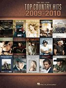 Top Country Hits of 2009-2010