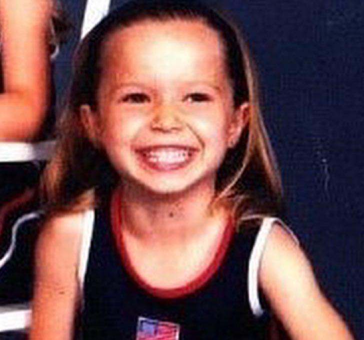 Era una tierna niña deportista. Hoy tiene 24 años y decidió convertirse en un musculoso hombre