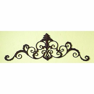 Contemporary How To Hang Wrought Iron Wall Art Composition - Wall ...