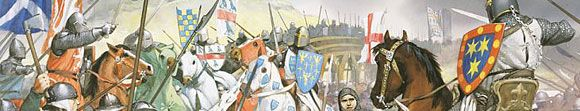 The Battle of Stirling Bridge, 11 September 1297