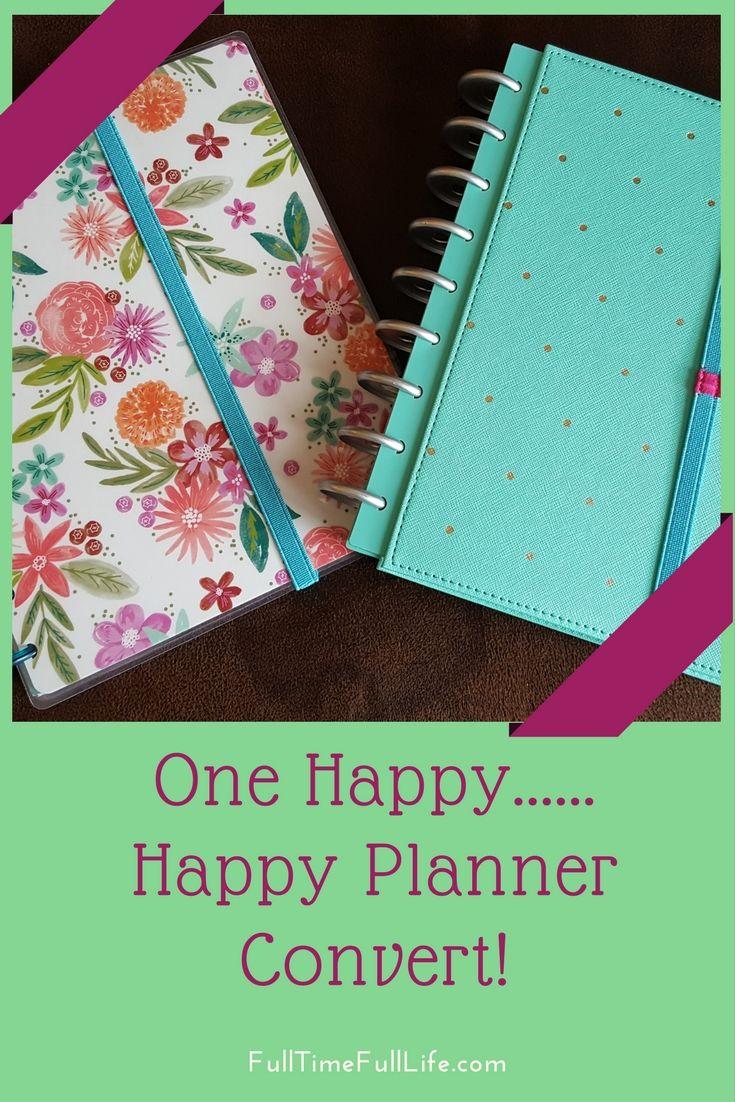 Create 365 Happy Planner!  I am a big fan!  #HappyPlanner  #Planner  #Create365  #Planning