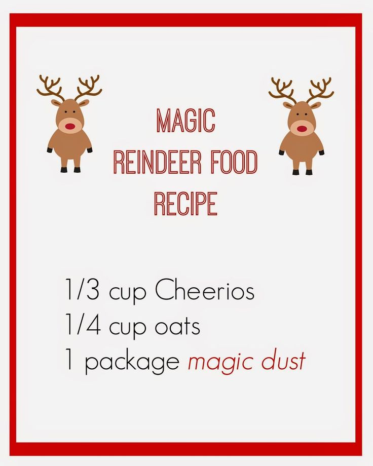 The 25 best magic reindeer food ideas on pinterest reindeer mom blog with free tutorials mom and kid crafts holiday fun party planning forumfinder Images