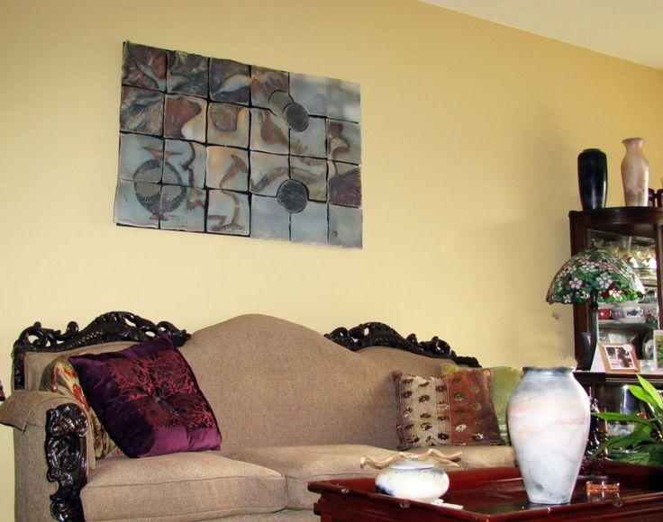 173 best My Ceramic Tile Wall Art images on Pinterest | Ceramic ...