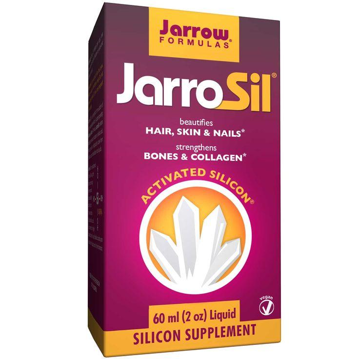 Jarrow Formulas, JarroSil, активированный кремний, 2 унции (60 мл)