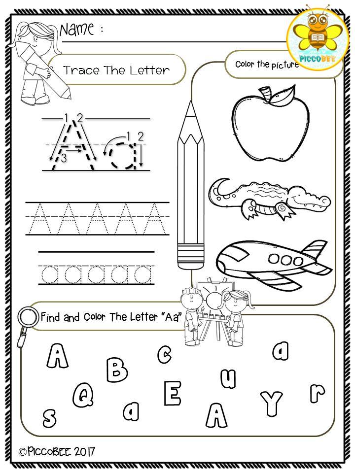 Free, Freebies, Pre-K, Kindergarten, First Grade, Pre ...