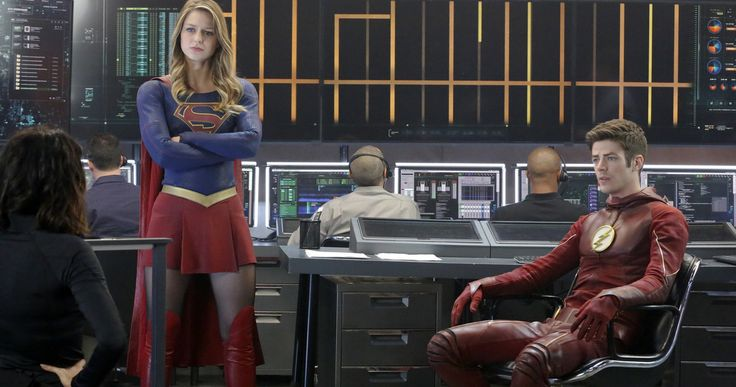'Supergirl' & 'The Flash' Crossover Recap: 'World's Finest' -- The Central City Speedster and The Girl of Steel are a winning formula in the best episode of 'Supergirl' to happen in Season 1. -- http://movieweb.com/supergirl-flash-crossover-recap-episode-1-18-worlds-finest/