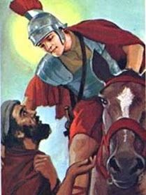 11 DE NOVIEMBRE     SAN MARTÍN CABALLERO     (SAN MARTÍN DE TOURS)     OBISPO     AÑO 397     San Martín de Tours Martín significa: ...