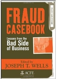 Fraud is a serious problem that goes beyond monetary losses. It costs jobs, corporate reputations, and individual dignity.This book presents the collected insights of experienced fraud examiners. Organized around the various categories of fraud, the cases in this casebook explore three broad categories of fraud as well as their various sub-schemes: asset misappropriations, corruption, and fraudulent financial statements.  Cote	: 5-2061 WEL
