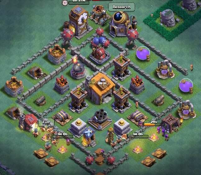 How To Get 6 Builders In Clash Of Clans
