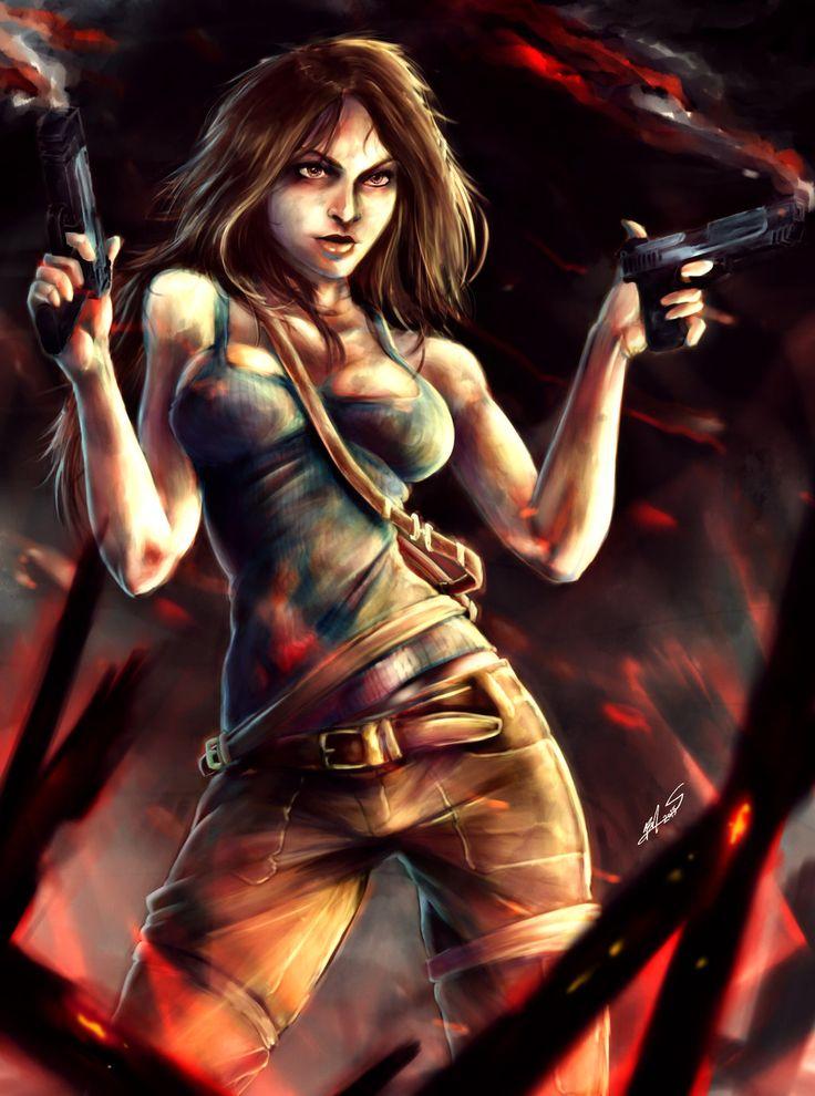 Tomb Raider (2018)   අහිමි පිය සෙනෙහස සොයා මාරක රණශූරියකගේ