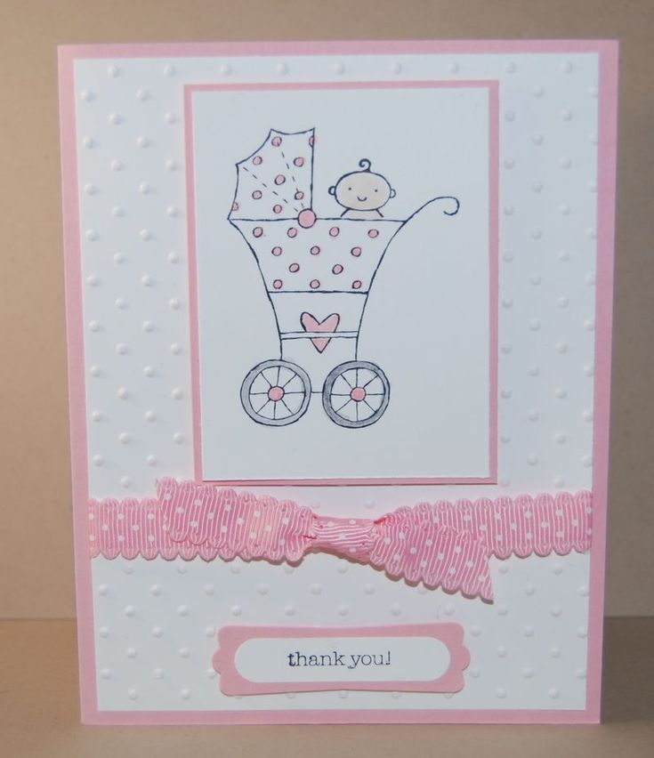 26 best Baby Shower Ideas images on Pinterest Kids cards, Baby - baby shower thank you notes