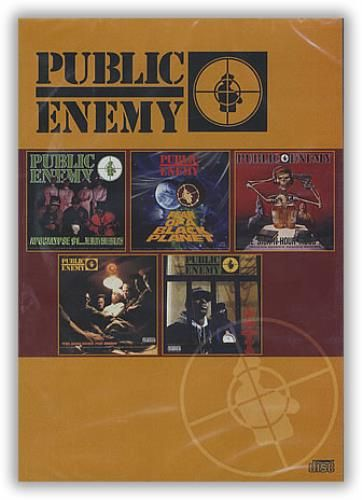 Public Enemy Music Sampler USA 2-CD album set PROMO CDS: PUBLIC ENEMY Music Sampler (US 29-track Reachglobal music publishing promotional…