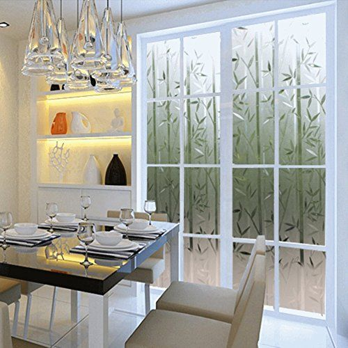 Cheap Window Static Film, Buy Quality Film Insulation Directly From China  Window Seal Film Suppliers: Static Cling! Decoration Frosted Glass Window  Film For ...