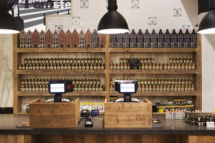 12 best old amsterdam cheese store dam square retail design images old amsterdam cheese store by studiomfd fandeluxe Image collections