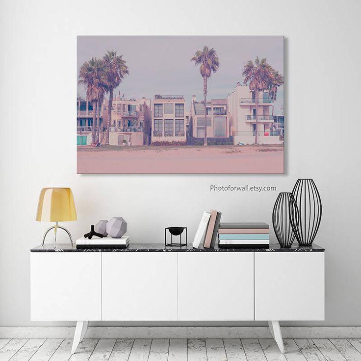 Bathroom wall Decor idea Venice beach photography, california decor, personalized home decor, beach Photography, Bathroom Art/large wall art by PHOTOFORWALL on Etsy