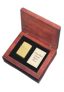 Zippo - Classic (Style #195-001-Z) SOLID 14 k gold! 15,000.00