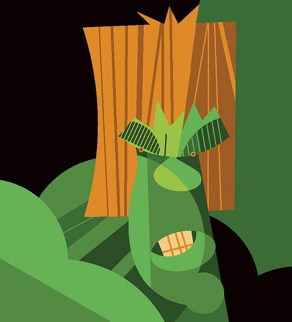 Lou Ferrigno as Hulk by Pablo Lobato, via Flickr