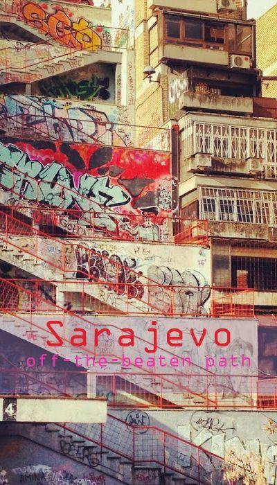 Sarajevo Top 5 || Read about my favorite places in #Sarajevo here: http://www.blocal-travel.com/balkans/sarajevo-top-5-html/