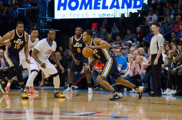 Rodney Hood injury update = It has not been the easiest of seasons for Rodney Hood. In January, he suffered a right bone bruise which forced him out for five games. He returned…..