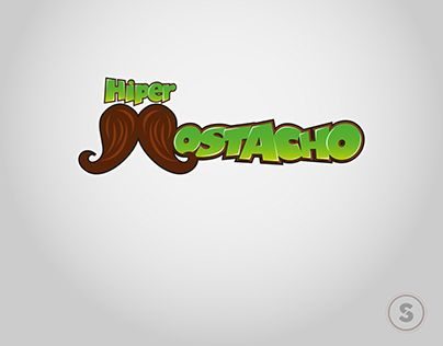 """Check out new work on my @Behance portfolio: """"Hiper Mostacho"""" http://be.net/gallery/43905085/Hiper-Mostacho"""