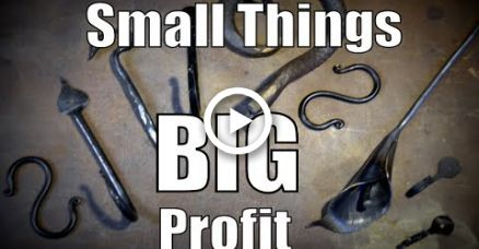 Kleine Dinge, großer Gewinn: Geld verdienen als Schmied   – Craft & DIY