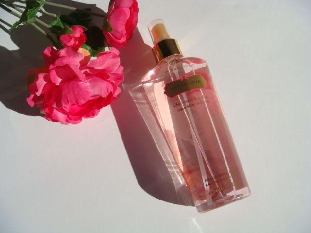 Spray Corporal Perfumado Sheer Love de Victoria´s Secret