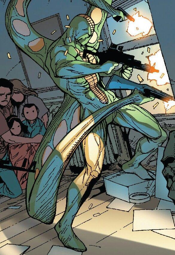 Donald Collahan (Earth-616)