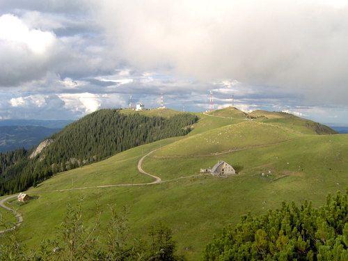 Varful Pietrele doamnei - Campulung Moldovenesc - Muntii Rarau