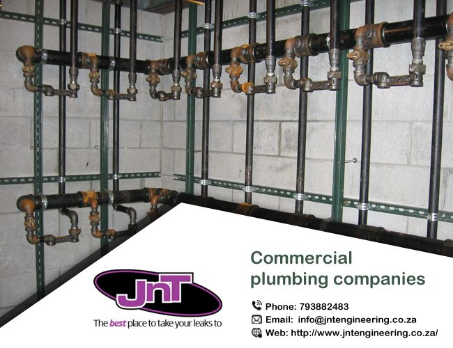 Take a look at the plumbing #services. we offer for commercial Plumbing for trusted commercial plumbing #services. http://bit.ly/2iykRJy
