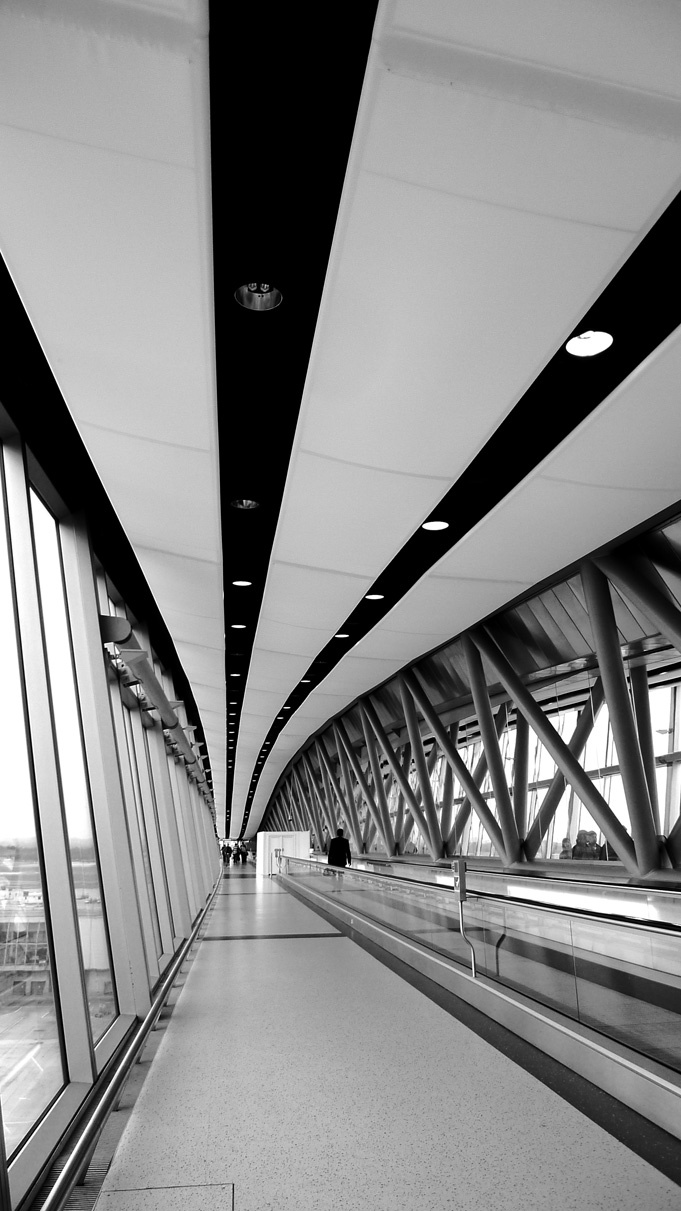 Madrid Airport T4 by Marta Gispert