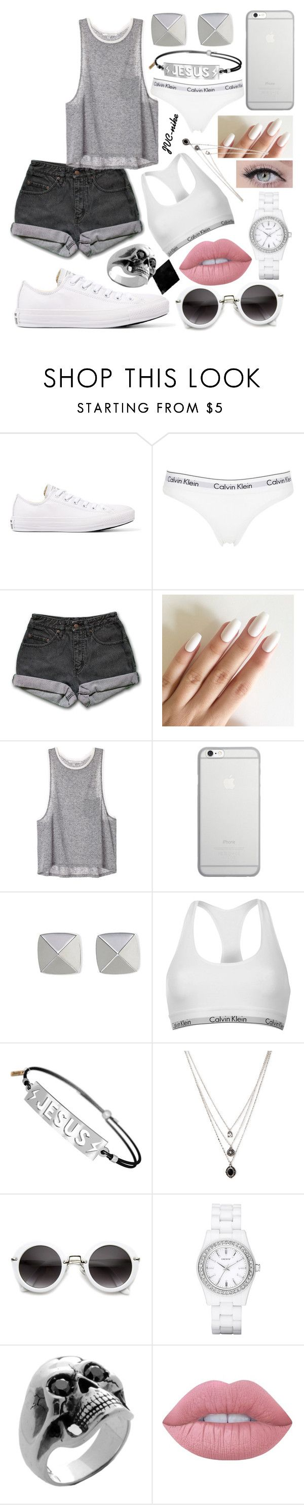 """Chainsaw - Nick Jonas"" by jvc-nike ❤ liked on Polyvore featuring Converse, Calvin Klein Underwear, PèPè, Native Union, Vince Camuto, Calvin Klein, Forever 21, DKNY, Manuel Bozzi and Lime Crime"
