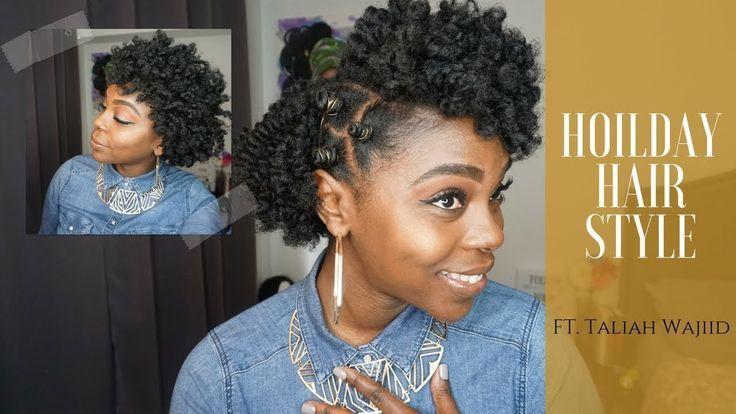 Style Twist & Curl plat avec noeuds Bantu pour produits naturels 4C -…   – Cheveux Crépus